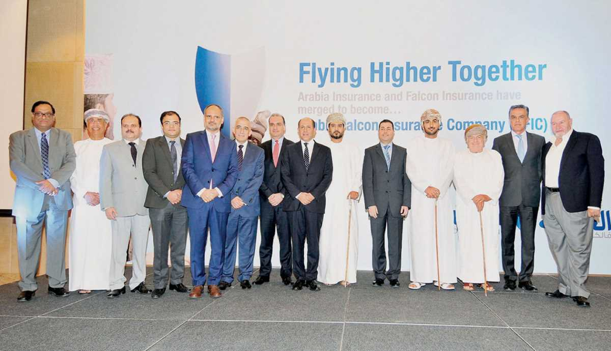 Arabia Falcon Insurance Officially Launched